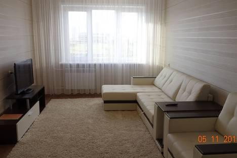 Сдается 2-комнатная квартира посуточно в Набережных Челнах, проспект Мира, д.50/15. 6/01.