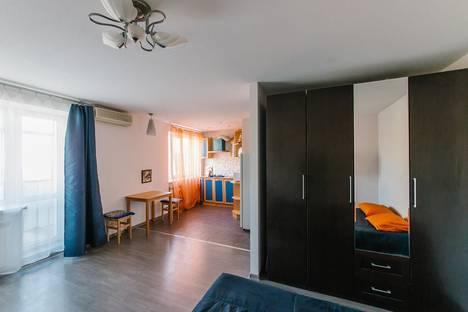 Сдается 1-комнатная квартира посуточнов Ростове-на-Дону, Кировский р-н, Газетный переулок, 92.