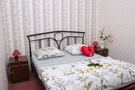 Сдается 3-комнатная квартира посуточно в Пензе, ул. Володарского, 84а.