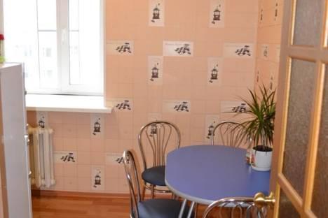 Сдается 1-комнатная квартира посуточно в Комсомольске-на-Амуре, проспект Ленина, 14.