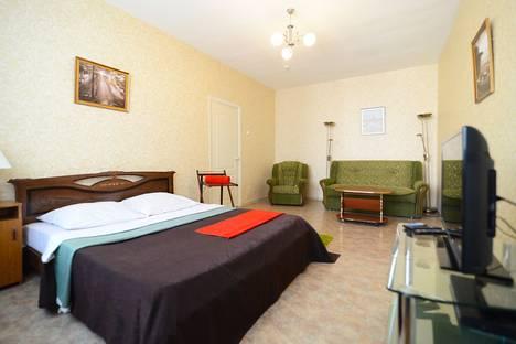 Сдается 1-комнатная квартира посуточно в Воронеже, Карла Маркса 116А.