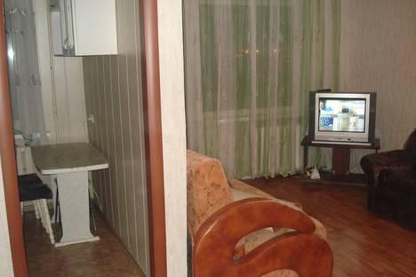 Сдается 1-комнатная квартира посуточно в Сызрани, ул. Кирова, 76.