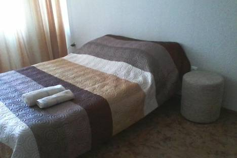 Сдается 1-комнатная квартира посуточно в Ижевске, ул. Ворошилова, 37А.