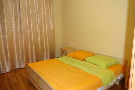 Сдается 2-комнатная квартира посуточно, ул. Ломоносова, 55.