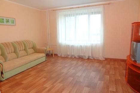 Сдается 2-комнатная квартира посуточнов Казани, Натана Рахлина, 3.
