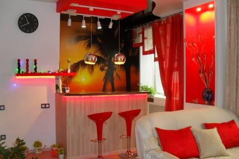 Сдается 1-комнатная квартира посуточно в Саранске, проспект Ленина, 26.