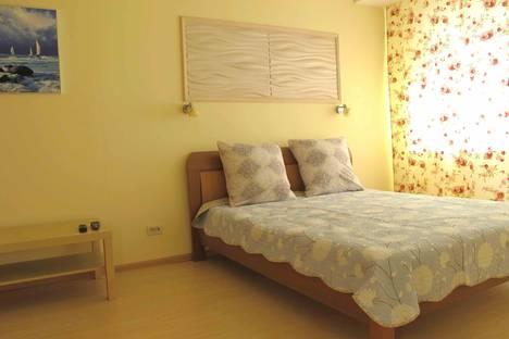 Сдается 1-комнатная квартира посуточнов Барнауле, ул. Димитрова, 81.