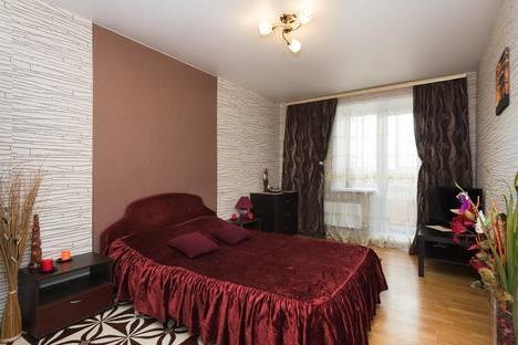 Сдается 1-комнатная квартира посуточнов Екатеринбурге, Фурманова 125.
