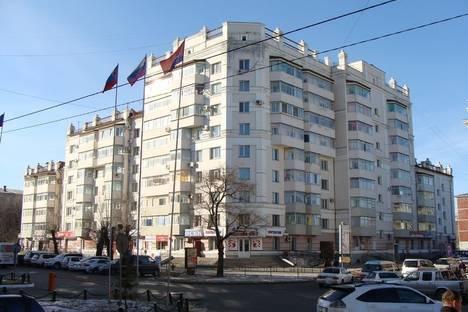 Сдается 2-комнатная квартира посуточно в Благовещенске, Пионерская, 64.