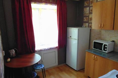 Сдается 1-комнатная квартира посуточно в Новокузнецке, ул. 40 лет ВЛКСМ 64.