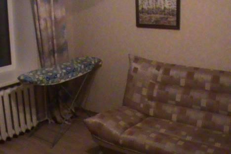 Сдается 3-комнатная квартира посуточно в Нижнем Новгороде, ул.грузинская дом 30-а.