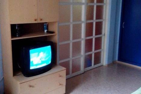 Сдается 1-комнатная квартира посуточно в Череповце, ул. Металлургов, 51.