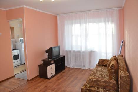 Сдается 1-комнатная квартира посуточнов Тюмени, проезд Геологоразведчиков, 13.