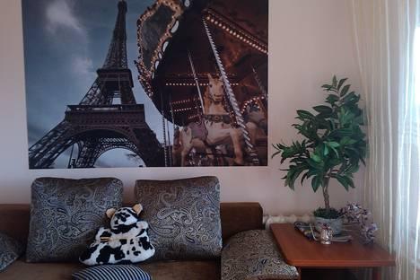 Сдается 1-комнатная квартира посуточнов Волгограде, ул. Хользунова, 36/3.