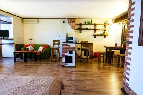 Сдается 1-комнатная квартира посуточно в Уфе, ул. Пушкина, 35/3.