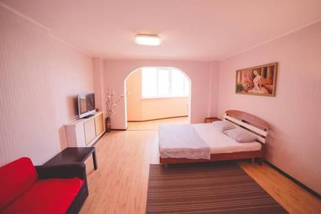 Сдается 1-комнатная квартира посуточно в Уфе, ул. Пушкина, 43.