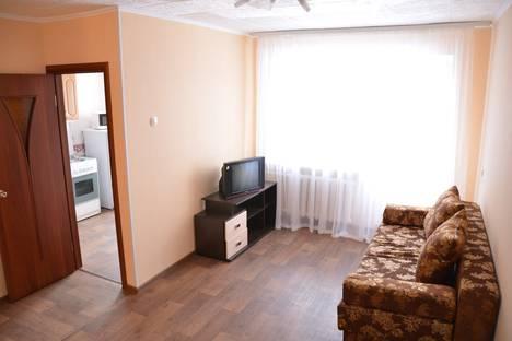 Сдается 1-комнатная квартира посуточнов Тюмени, ул. Рижская, 56.