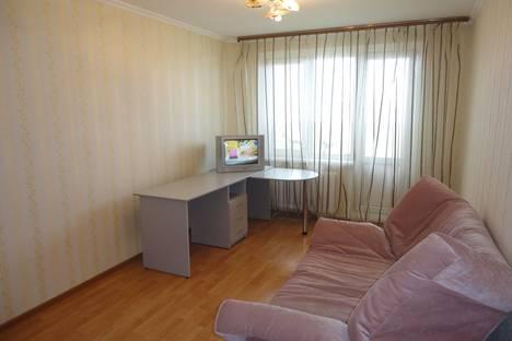 Сдается 2-комнатная квартира посуточнов Чебоксарах, проспект Мира, 88б.