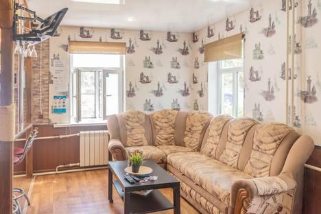 Сдается 2-комнатная квартира посуточно в Переславле-Залесском, ул. Советская, 7.