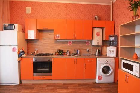 Сдается 4-комнатная квартира посуточно в Ульяновске, ул. Федерации, 8.