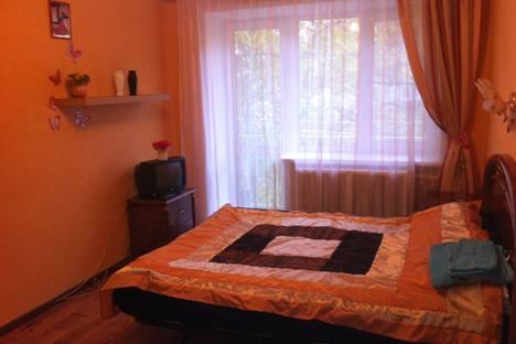 Сдается 1-комнатная квартира посуточно в Твери, ул. Ерофеева, 14.