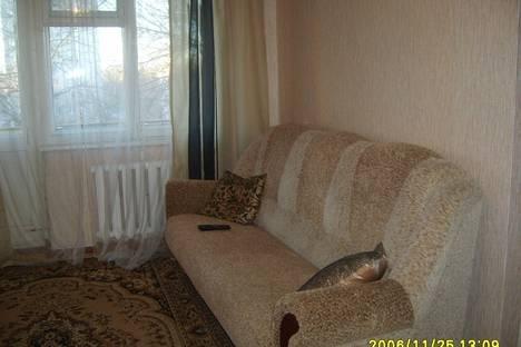 Сдается 1-комнатная квартира посуточно в Дзержинске, проспект Циолковского, 45.