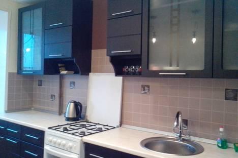 Сдается 2-комнатная квартира посуточнов Нижнем Новгороде, шоссе Сормовское, 15 м.Канавинская.
