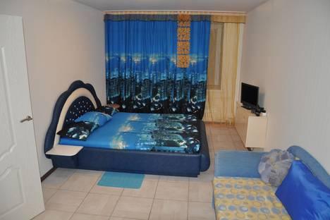 Сдается 1-комнатная квартира посуточно, ул. Сурикова, 50.