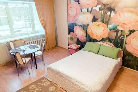 Сдается 2-комнатная квартира посуточно в Уфе, ул. Гоголя, 63/1.