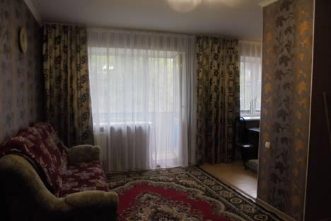 Сдается 2-комнатная квартира посуточно в Горно-Алтайске, Коммунистический проспект, 109/6 корпус 2.