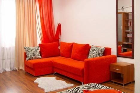 Сдается 1-комнатная квартира посуточнов Воронеже, ул. Куколкина, 33.