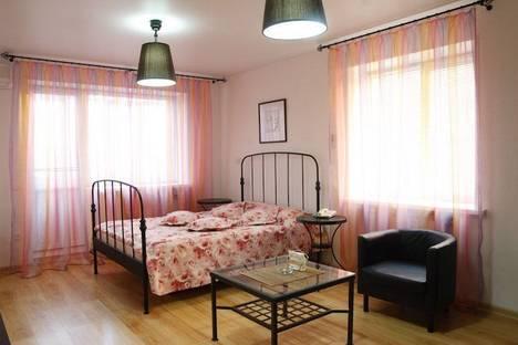 Сдается 1-комнатная квартира посуточнов Воронеже, ул. Кольцовская, 58.