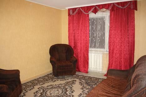 Сдается 2-комнатная квартира посуточно в Когалыме, ул. Ленинградская, 37.