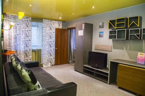 Сдается 3-комнатная квартира посуточно в Красноярске, ул. Профсоюзов, 27.