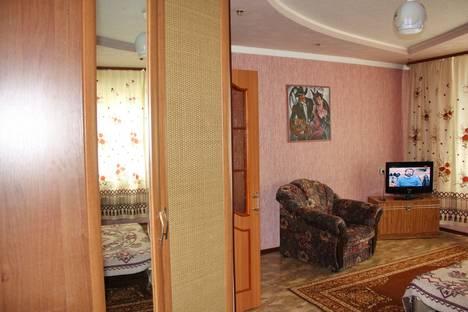 Сдается 1-комнатная квартира посуточнов Междуреченске, проспект Шахтеров, 57.