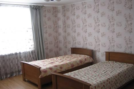 Сдается 3-комнатная квартира посуточно в Магнитогорске, ул. Жукова, 4а.