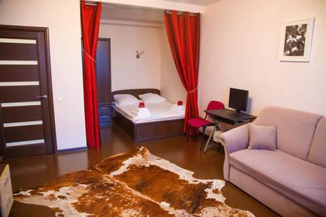 Сдается 1-комнатная квартира посуточно в Брянске, проспект Станке Димитрова, 67/1.