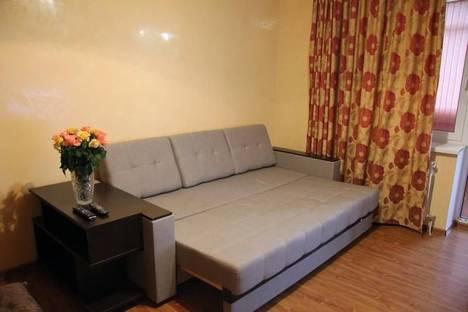 Сдается 2-комнатная квартира посуточнов Пятигорске, проспект Калинина д. 2а.