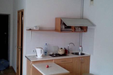 Сдается 1-комнатная квартира посуточно, Дачная ул., 21.