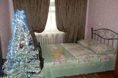 Сдается 1-комнатная квартира посуточнов Новокузнецке, ул. Кирова, 12.