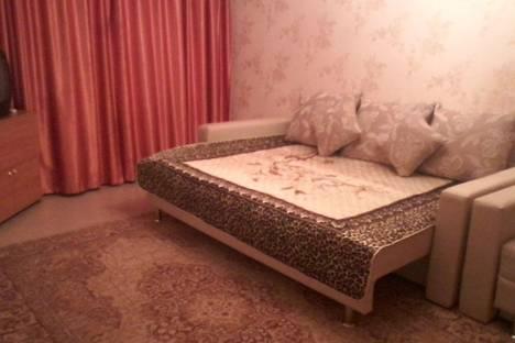 Сдается 1-комнатная квартира посуточнов Уфе, проспект Октября, 83/2.