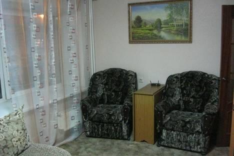 Сдается 3-комнатная квартира посуточно в Томске, Комсомольский проспект, 43.