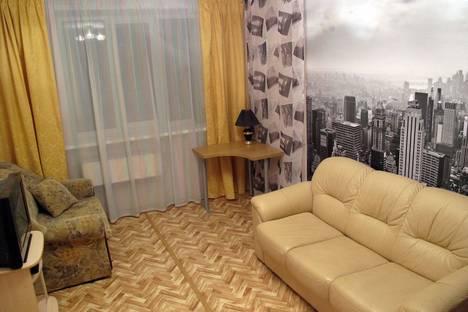 Сдается 1-комнатная квартира посуточнов Казани, Габдуллы Тукая, 9.