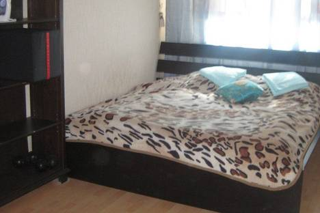Сдается 2-комнатная квартира посуточнов Ухте, проспект Ленина, 46.
