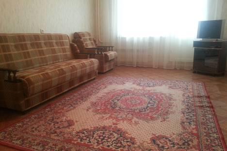 Сдается 1-комнатная квартира посуточно в Старом Осколе, м-н Северный д.29.