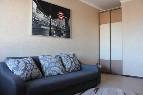 Сдается 2-комнатная квартира посуточно в Ессентуках, ул. Орджоникидзе, д. 84.