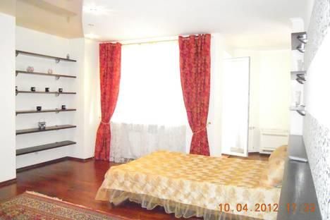 Сдается 1-комнатная квартира посуточно в Оренбурге, ул. Терешковой, 77.