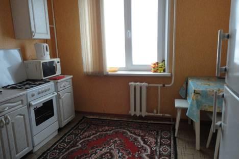 Сдается 2-комнатная квартира посуточно в Нижнекамске, проспект Шинников, 44.