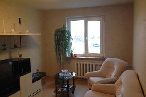 Сдается 3-комнатная квартира посуточно в Нижнем Новгороде, ул. Полтавская, 18.