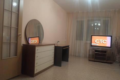 Сдается 1-комнатная квартира посуточнов Томске, переулок Смоленский, 9.